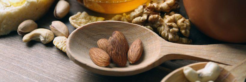 Οι ξηροί καρποί είναι το ιδανικό σνακ για την απογευματινή πείνα!