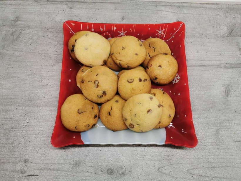 Μπισκότα με πραλίνα φουντουκιού BIO FARMA